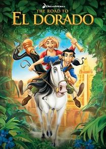 O Caminho para El Dorado - Poster / Capa / Cartaz - Oficial 4