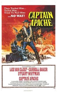 Capitão Apache - Poster / Capa / Cartaz - Oficial 1