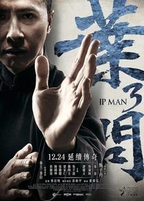 O Grande Mestre 3 - Poster / Capa / Cartaz - Oficial 2