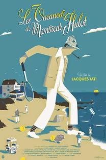 As Férias do Sr. Hulot - Poster / Capa / Cartaz - Oficial 13