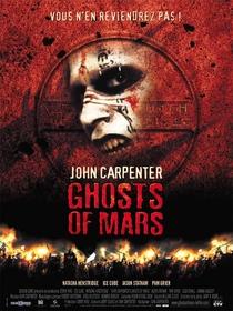 Fantasmas de Marte - Poster / Capa / Cartaz - Oficial 2