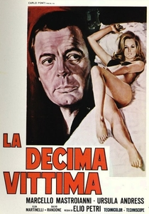 A Décima Vítima - Poster / Capa / Cartaz - Oficial 2
