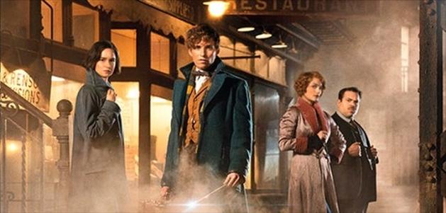 Animais Fantásticos E Onde Habitam: J.K. Rowling já está escrevendo o roteiro da sequência