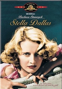 Stella Dallas, Mãe Redentora - Poster / Capa / Cartaz - Oficial 1
