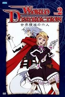 World Destruction: Sekai Bokumetsu no Rokunin - Poster / Capa / Cartaz - Oficial 2