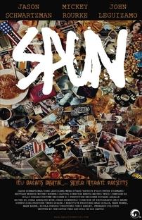 Spun - Sem Limites - Poster / Capa / Cartaz - Oficial 3