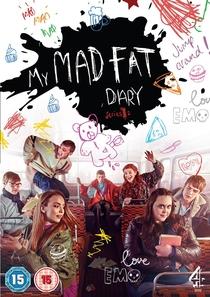 My Mad Fat Diary (2ª Temporada) - Poster / Capa / Cartaz - Oficial 1