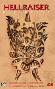 Hellraiser IV - Herança Maldita - Poster / Capa / Cartaz - Oficial 5