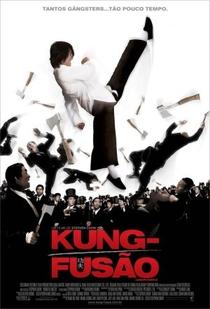 Kung-Fusão - Poster / Capa / Cartaz - Oficial 1