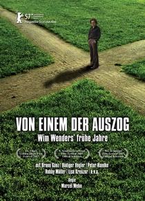 Os Primeiros Anos de Wim Wenders - Poster / Capa / Cartaz - Oficial 1