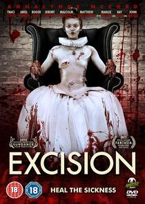 Excision - Poster / Capa / Cartaz - Oficial 6