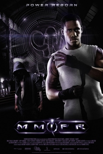 MMPR - Poster / Capa / Cartaz - Oficial 3