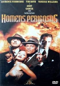 Homens Perigosos - Poster / Capa / Cartaz - Oficial 2