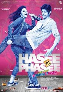 Hasee Toh Phasee - Poster / Capa / Cartaz - Oficial 3
