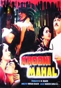 Khooni Mahal - Poster / Capa / Cartaz - Oficial 1