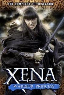 Xena: A Princesa Guerreira (5ª Temporada) - Poster / Capa / Cartaz - Oficial 1