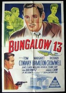 Bungalow 13 - Poster / Capa / Cartaz - Oficial 1