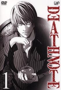 Death Note (1ª Temporada) - Poster / Capa / Cartaz - Oficial 23
