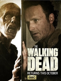 The Walking Dead (6ª Temporada) - Poster / Capa / Cartaz - Oficial 4