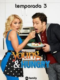 Young & Hungry (3ª Temporada) - Poster / Capa / Cartaz - Oficial 1
