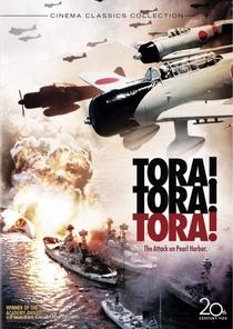 Tora! Tora! Tora! - Poster / Capa / Cartaz - Oficial 6