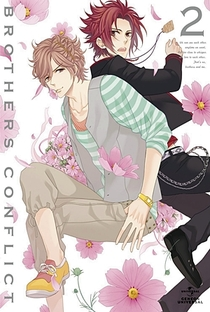 Brothers Conflict - Poster / Capa / Cartaz - Oficial 8