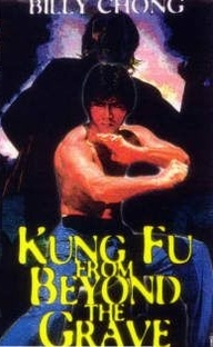 Kung Fu from Beyond the Grave  - Poster / Capa / Cartaz - Oficial 1