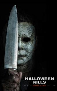 Halloween Kills - Poster / Capa / Cartaz - Oficial 1