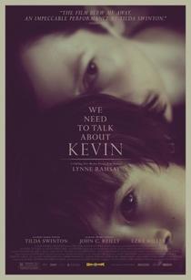 Precisamos Falar Sobre o Kevin - Poster / Capa / Cartaz - Oficial 1