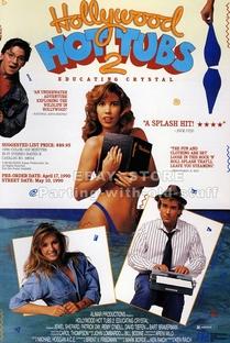 As Quentes Badalações de Hollywood - Poster / Capa / Cartaz - Oficial 1