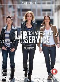Lip Service (2ª Temporada) - Poster / Capa / Cartaz - Oficial 1