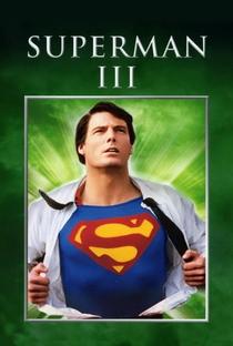 Superman III - Poster / Capa / Cartaz - Oficial 5