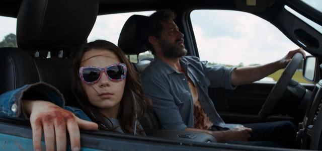Logan   Filme ganha novo trailer com muito sangue e X-23