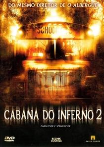 Cabana do Inferno 2 - Poster / Capa / Cartaz - Oficial 2