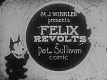 Felix Revolts - Poster / Capa / Cartaz - Oficial 1