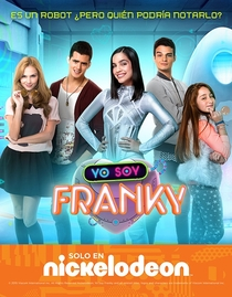 Eu Sou Franky (1ª Temporada) - Poster / Capa / Cartaz - Oficial 2