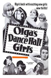 Olga's Dance Hall Girls - Poster / Capa / Cartaz - Oficial 1