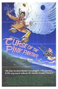 A Maldição da Pantera Cor de Rosa - Poster / Capa / Cartaz - Oficial 1