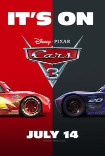 Carros 3 - Poster / Capa / Cartaz - Oficial 11