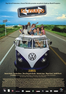 O passeio - Poster / Capa / Cartaz - Oficial 1