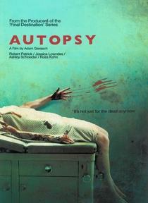 Autópsia - Poster / Capa / Cartaz - Oficial 1