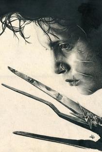 Edward Mãos de Tesoura - Poster / Capa / Cartaz - Oficial 12