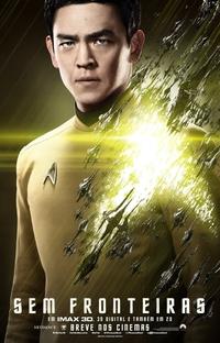 Star Trek: Sem Fronteiras - Poster / Capa / Cartaz - Oficial 14