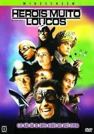 Heróis Muito Loucos - Poster / Capa / Cartaz - Oficial 3