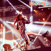 Pitty - Live At Lollapalooza Brasil (2015)   - Poster / Capa / Cartaz - Oficial 1