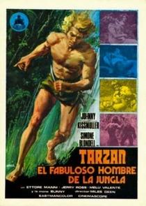 Karzan, O Fabuloso Homem da Selva - Poster / Capa / Cartaz - Oficial 3