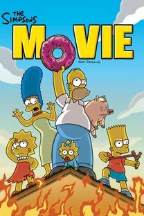 Os Simpsons: O Filme - Poster / Capa / Cartaz - Oficial 6