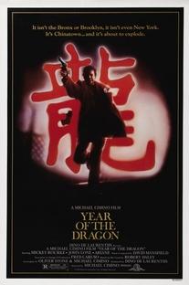 O Ano do Dragão - Poster / Capa / Cartaz - Oficial 1
