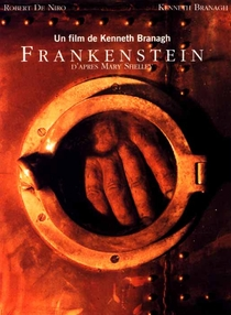Frankenstein de Mary Shelley - Poster / Capa / Cartaz - Oficial 3