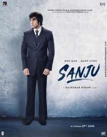 Sanju - Poster / Capa / Cartaz - Oficial 10